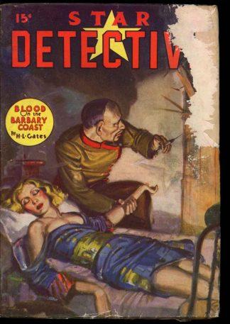 Star Detective Magazine - 05/35 - Condition: G - Western Fiction