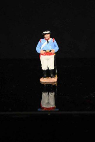 Sergeant Lead Hand Painted Figure – Zorro - / - / - NM - 83-45469
